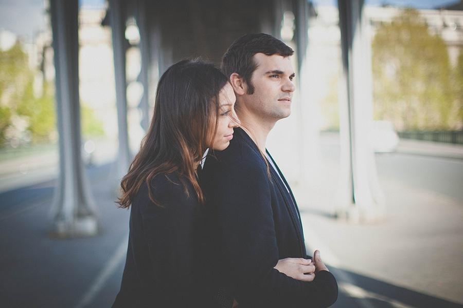 Audrey & Yann - Pont de Bir Hakeim