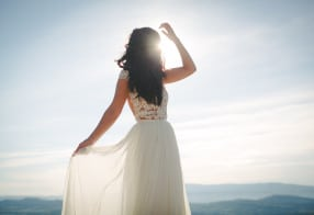 Yuting & Brendan - Destination Wedding à Gordes