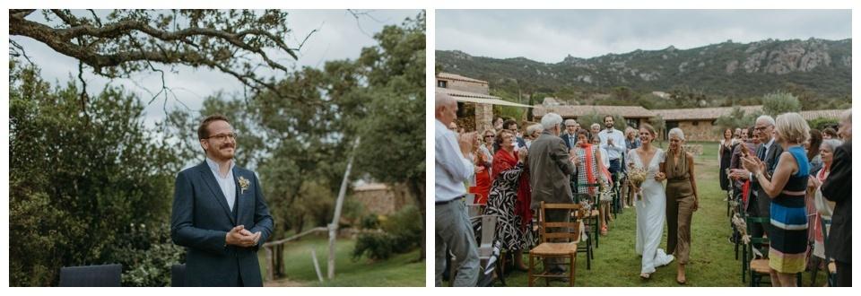 Mariage en Corse,